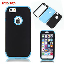 KEFO 3 In 1 Design shockproof Case For Coque Iphone 5S SE 6 6S 7 Plus Ipod Touch 5 6 For Samsung Galaxy S5 S6 S7 Edge S8 Plus