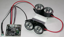 Spot Light Infrared 4x IR LED  board for CCTV cameras night vision