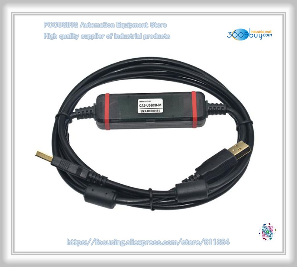 New cable used for ST3000(W) LT3000 gp3000 download cable CA3-USBCB-01 Programming Cable<br>