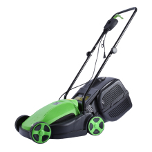 New Arrival 1500W Home Electric Lawn Mower Touching Lawn Mowers Push-type Lawn Mower 230V-240V / 50Hz 330mm 2900r/min Hot Sale(China)