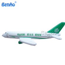 AO087 Free shipment New Inflatable PVC Blimp / Airship / Airplane / Helium Balloon /sky balloon  Advertising inflatables