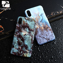 Buy Ultra Thin Phone Case Apple iPhone 8 iPhone8 5.1 inch Marble Stone Housing Bag Cover Plastic Case iPhone 8 Covers Shell for $1.87 in AliExpress store