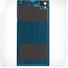 Case For Sony Xperia Z1 Z2 Z3 Rear glass Back Cover Battery Door Housing With Logo And Double Sticker Replacement parts