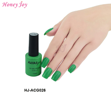 AVIIAE Deep Green Aloe Color Gel Nail Polish Long-Lasting Soak-off LED UV Lamp Cure Cosmetic Make Up Gel Polish 12ML