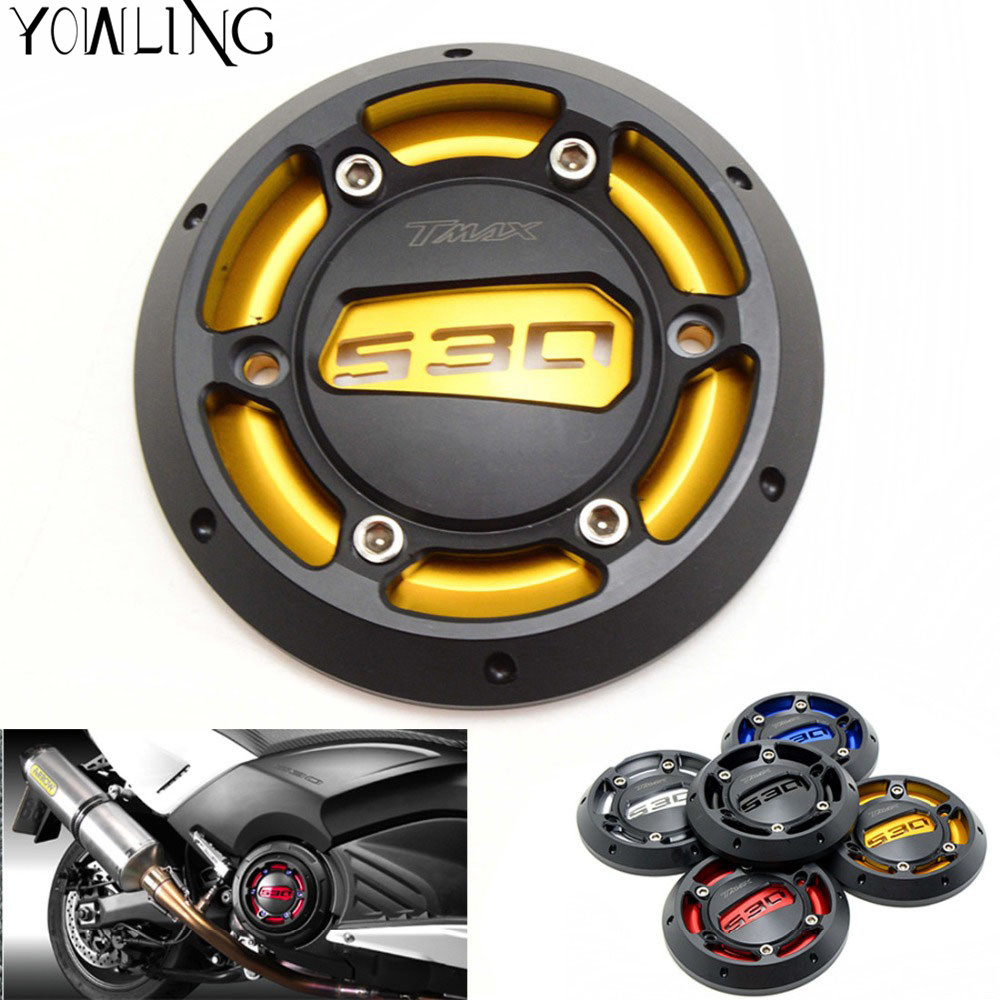 TMAX530 500 Motorcycle T-MAX CNC Engine Stator Cover Protector For Tmax T max 530 Tmax500 TMAX530 TMAX 500 2012 2013 2014 2015<br>