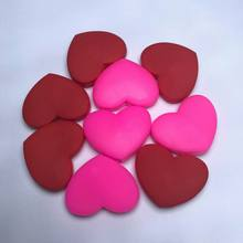 Free shipping(20pcs/lot)Wholesale Red Heart tennis vibration dampeners