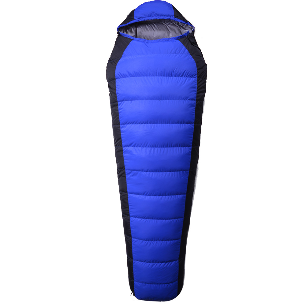 Mountain Cold Weather Type Sleeping Bag-10 Degree Light Weight Portable Mummy Sleeping Bags For Outdoor Hiking Traveling<br>
