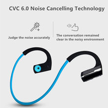 Hongsund Armor IPX5 Waterproof Bluetooth Headphones Wireless Earphone Sports Running Headset Ear-hook with Mic fone de ouvido