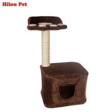 New Brand Cat Furniture for Scratching Pet Tree Animal Products Cat Toy(China)