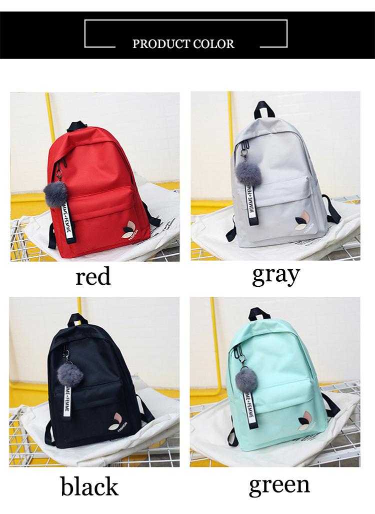حقائب مدرسية عالية الطالب 8