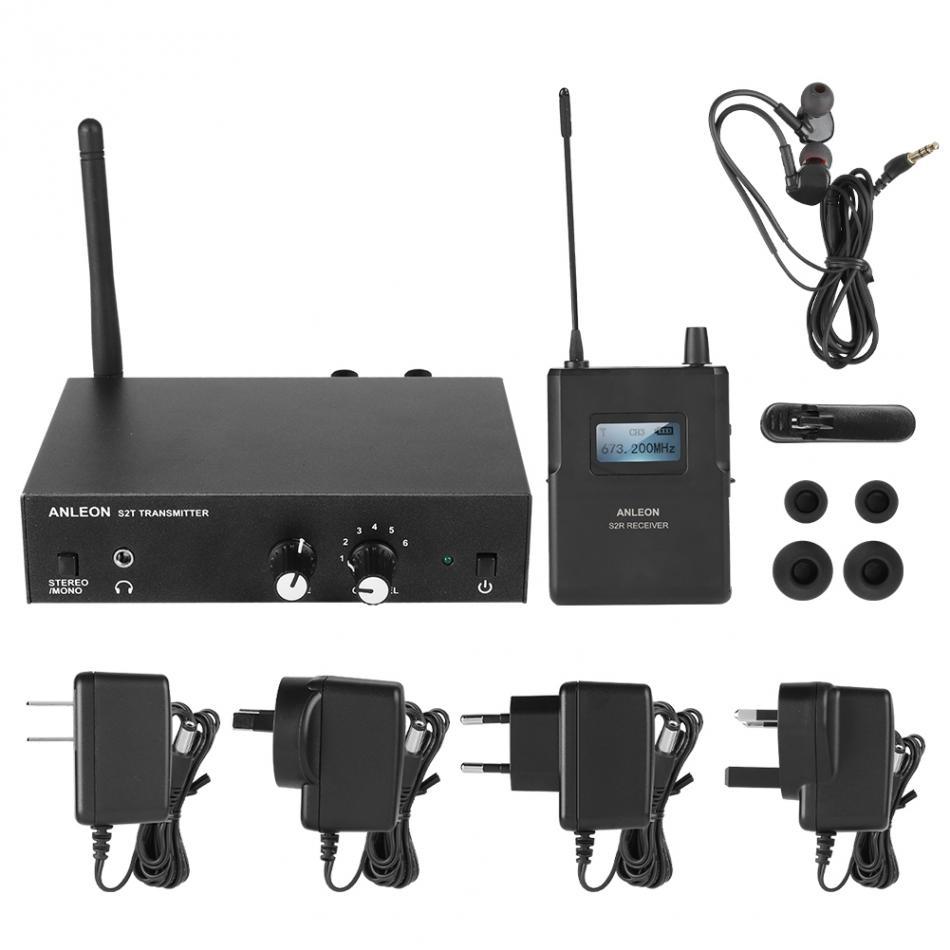 wireless in ear monitor system
