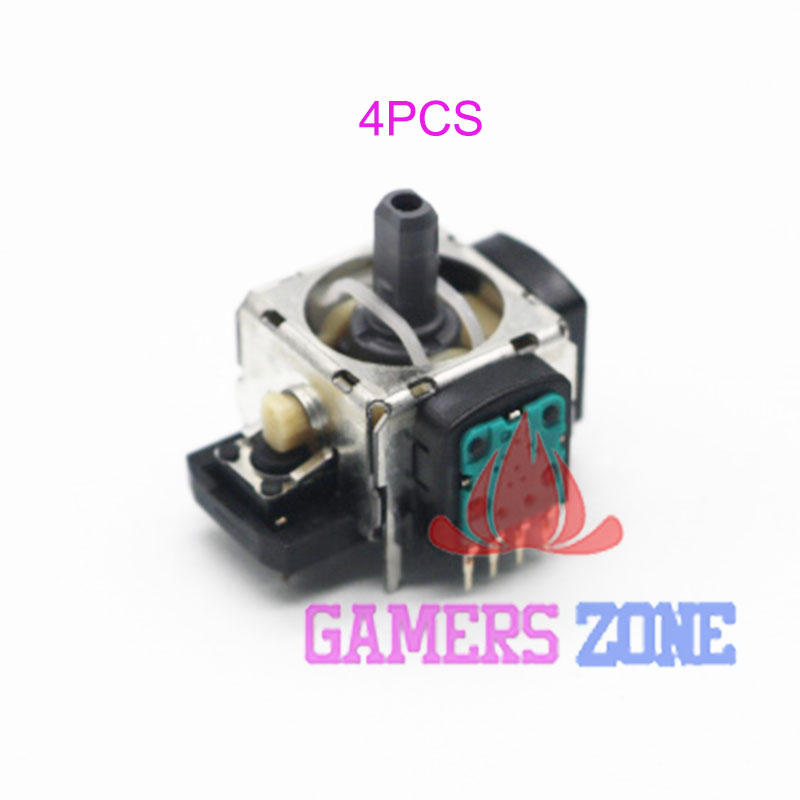 4 Pin Analog Stick Sticks Repair Parts For Sony PS3 Dualshock 3 Controller Shock Support Vibration<br><br>Aliexpress