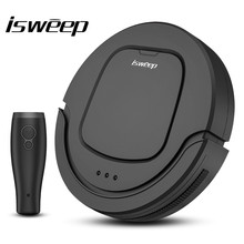 JIAWEISHI S550 Robot Vacuum Cleaner with Self-Charging and Infrared Remote Control Anti Collision for Hard Floor and Thin Carpet(China)