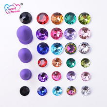 Buy Sweet Dream Purple 13pcs Crystal Jewelry Exchange Game Anal Plug Soft Anal Beads Adult Sex Toys Butt Plug Sex Products BLM-302