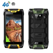 "IP68 Rugged Smartphone Android Waterproof Phone 4G LTE Shockproof Mobile Phone 2GB RAM 4.5"" GLONASS GPS T95 China Runbo Sonim"