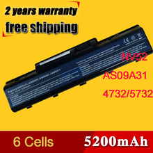 FOR Acer Packard Bell Model NEW90 MS2268 MS2273 Battery AS09A41 AS09A51 AS09A31
