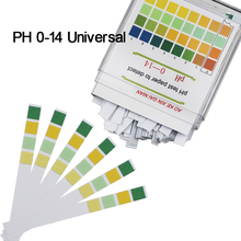 Paper Ph-Test-Strips Litmus-Test Medical 100PCS Urine Alkaline-Acid 0-14 Special-Indicator