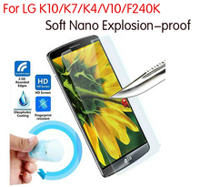 Buy Nano Explosion-proof Soft Protective Film Cover Foil LG K8 K10 K4 K7 V10 F240K Screen Protector Glass for $1.44 in AliExpress store