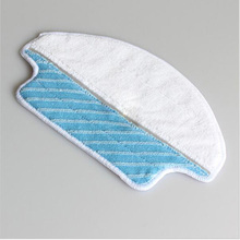 Robotic Vacuum Cleaner Washable Replacement Wet & Dry Mopping Pad Cleaner accessories for Ecovacs DEEBOT DT85 DT83 DM81 SDT85G(China)