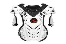 Motorcycle vest Racing vest motocross armor vest shoulder chest back protector one size