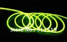 50m 11mm solid core side glow cable for DIY fiber optic pool lighting(China)