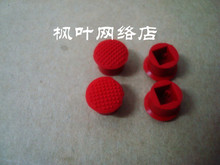10pcs/lot The new for IBM THINKPAD Laptop keyboard Little red riding hood, small red dot cap, red dot TrackPoint mouse cap
