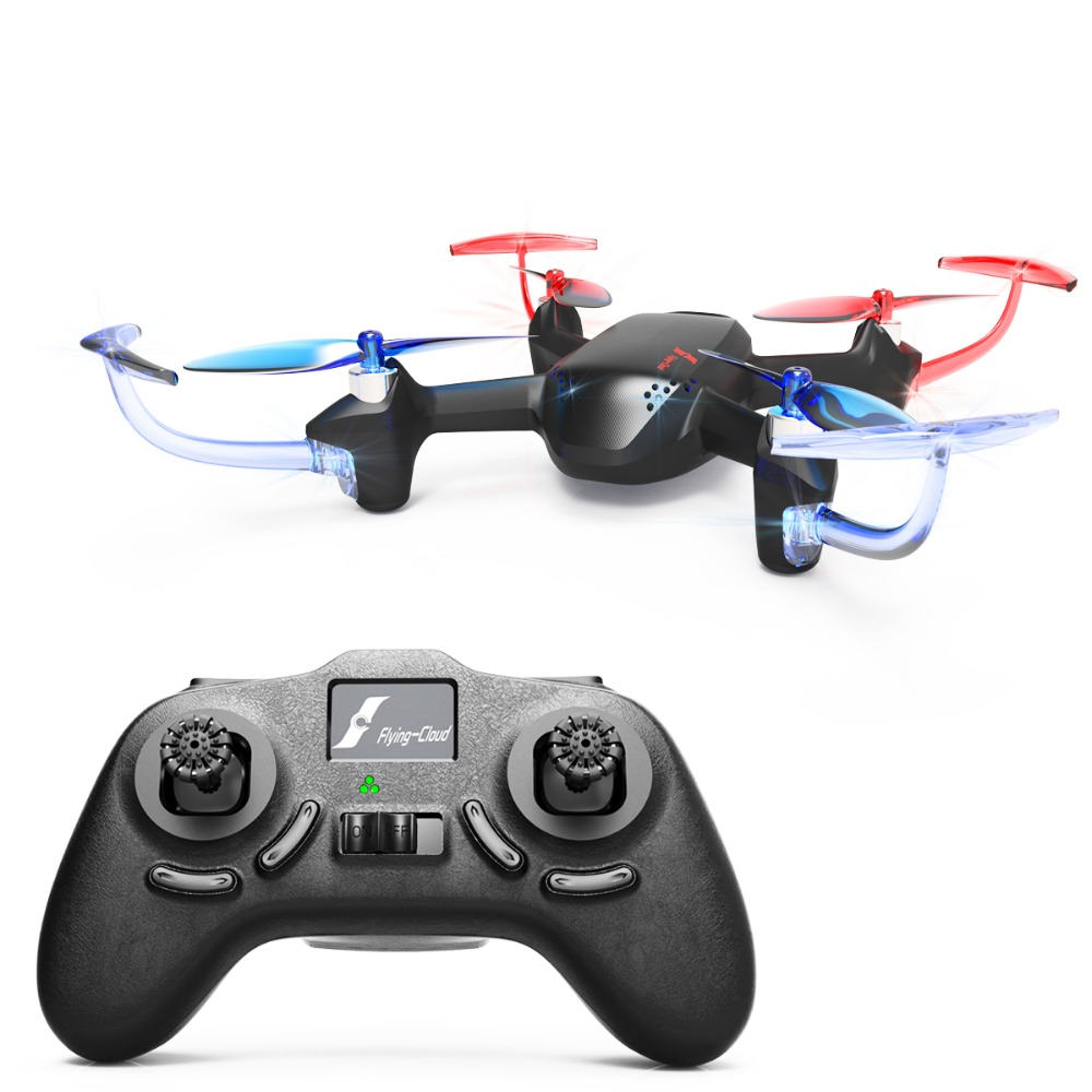 High Quality Remote Control Toy FC X4 Mini Flying-Cloud Airplane Drones Toys Easy to Control<br><br>Aliexpress