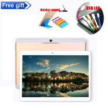 Promotions!!10.1 inch IPS MTK6735 3G 4G Lte Tablet PC Quad Core 2G RAM 16GB ROM Dual SIM Cards 1920*1200 IPS Tablet PC