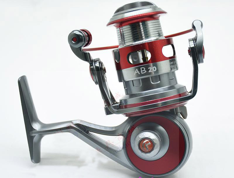 wholesale New kate fishing vessels fishing reel wheel catking spinning full metal fishing vessel spinning reel<br>