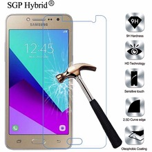 J2 Prime Screen Protector 9H 2.5D Premium Tempered Glass Film For Samsung Galaxy J2 Prime SM-G532F DS G532 Protective Films Case