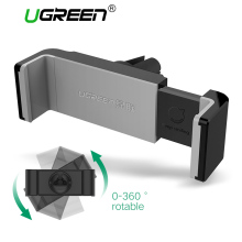 Ugreen Car Holder for iphone 7 6 Air Vent Mount Car Phone Holder 360 Rotation Mobile Phone Holder Stand for Samsung iPhone 5s 6s