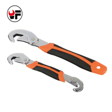 2pcs Multi-function Adjustable Wrench Universal Wrench A Set Of Keys Hand Tools multitool spanners set D2001