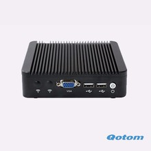 OEM 4 Nic industrial computer linux mini pc in china 8G RAM 1T HDD micro computer support linux(China)
