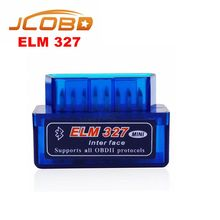 OBD V2.1 ELM327 OBD2 Bluetooth Auto Scanner OBDII 2 Car ELM 327 Tester Diagnostic Tool for Android Windows & ISO #HA10429
