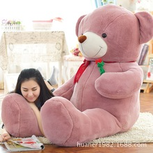 100CM Giant Teddy Bear Plush Toys stuffed Plush toys large size teddy bear Birthday Gifts
