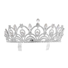 manufacturers wholesale bridal accessories Rhinestone, bridal headdress, wedding dress, accessories(China)