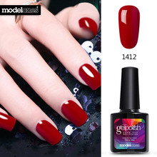 Modelone Best Selling Halloween Color Series Nail Gel Polish Magic Color Gel Polish UV Led Soak Off Nail Varnish Lacquer UV Gel