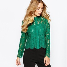 Buy Royal Elegant Women shirt 2016 Spring Fashion Ladies Lace blouse Plus size Female Lace Tops New brand Women clothing Y0304-69E Orders, 52458) for $20.55 in AliExpress store
