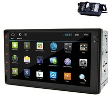 100% Android 4.2 double 2 din Car PC Tablet Stereo GPS Navigation In dash Car None-DVD Radio mp3 Player Bluetooth iPod USB Wifi