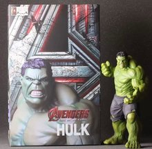Hulk 1pcs 12in Super Huge The Avengers Marvel Figures Decoration Collection Kids Gifts Toys 1132(China)