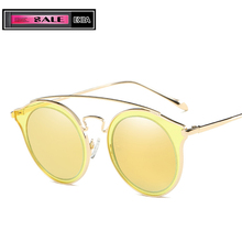Sunglasses Can be Custom Optic Myopia Lenses Women Summer Spectacle EXIA OPTICAL KD-0878 Series(China)