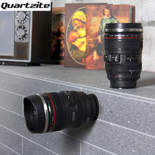 Canon Camera Not Inverted Lens Tea milk Stainless Steel Insulated Tumbler 400 ML Tumbler Coffee Mugs