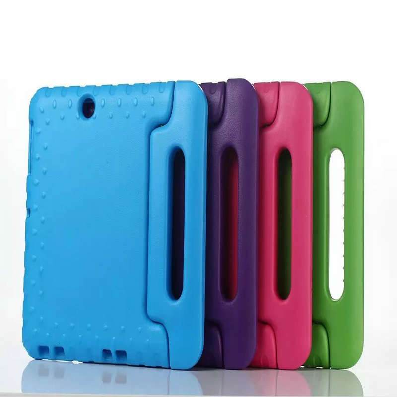 New Non-toxic Kids ShockProof Thick Foam EVA handle case cover for Samsung galaxy tab S2 SM-T815 T810 9.7 Tablet Handbag<br><br>Aliexpress