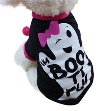 Halloween Devil Pet dog clothes coat Cat Puppy winter warm Jacket apparel Costume small kitty doggy clothing for Dress Up(China)