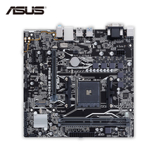 Asus PRIME B350M-K Original Used Desktop Motherboard AMD B350 Socket AM4 AMD Ryzen DDR4 64G SATA3 USB3.1 Micro-ATX(China)