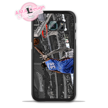 KD Kevin Durant Basketball Fans Case For Galaxy S8 S7 S6 Edge Plus S5 S4 mini active Ace Win S3 Core Note 4 2(China)