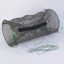 2017 Crab Crayfish Lobster Catcher Pot Trap Fish Net Eel Prawn Shrimp Live Bait free shipping