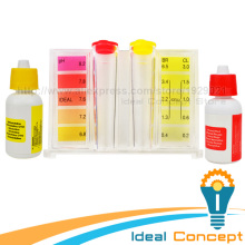 HydroTools Swimming Pool Spa Chlorine pH Water Quality Testing Test Kit