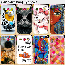Hard Plastic&Soft TPU Cell Phone Cover For Samsung Galaxy Core Plus G350 G3500 G3508 G3502U Cases Good Selling Phone Accessories