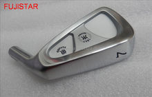 FUJISTAR GOLF GENUINE forged carbon steel golf iron heads #4-#P high quality similar